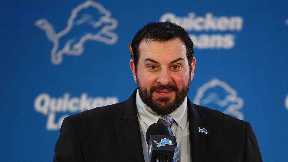 So Why Now? The Matt Patricia Debacle