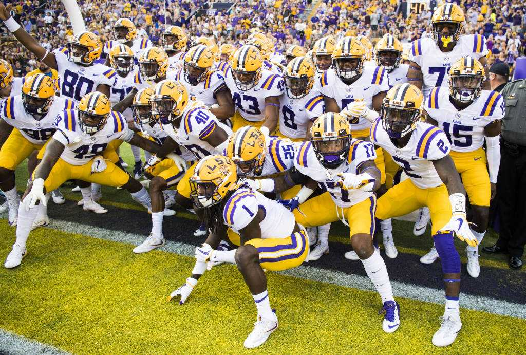 Will LSU Become the Texas A&M of 2016?