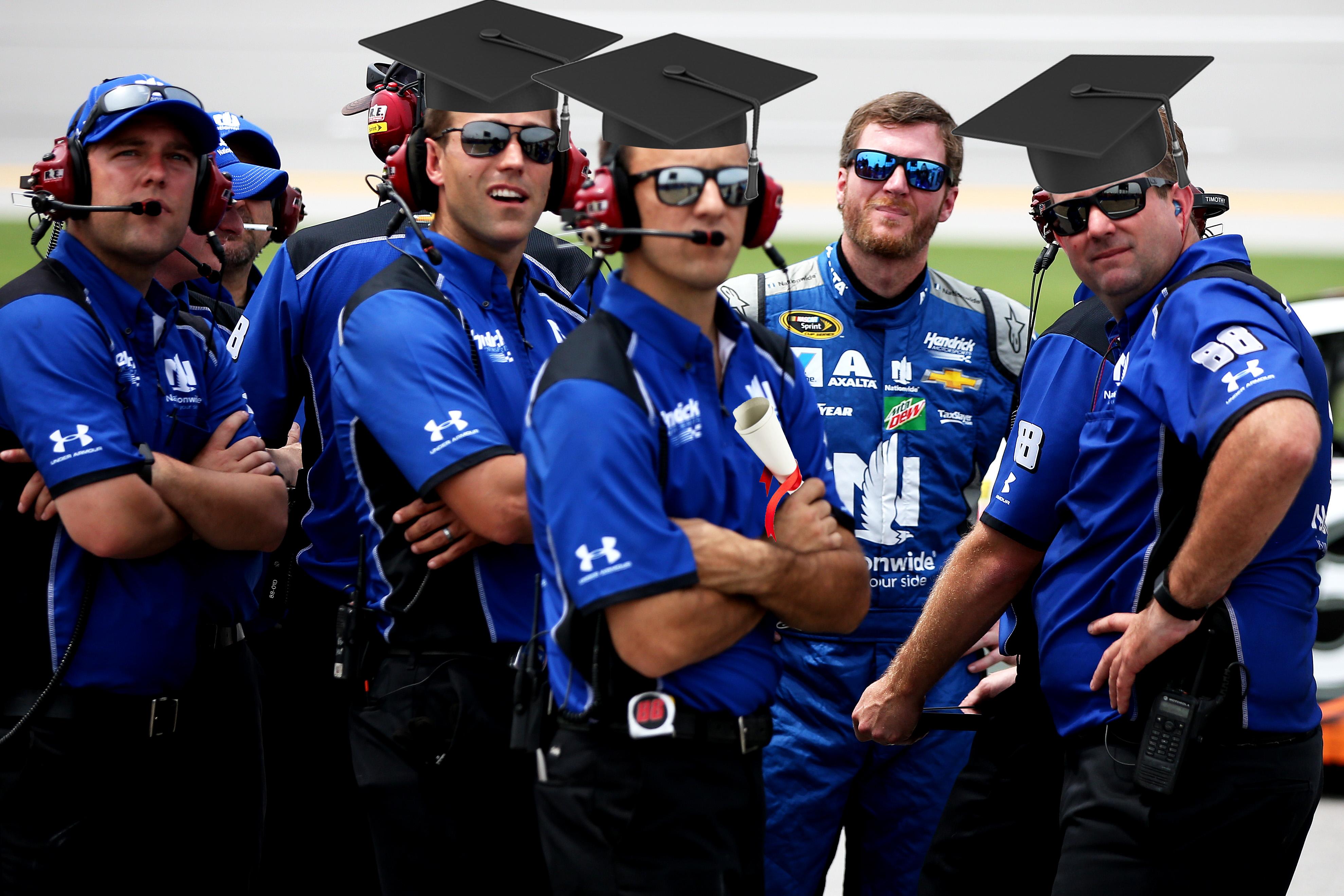 NASCAR College: The Most Prestigious University in America
