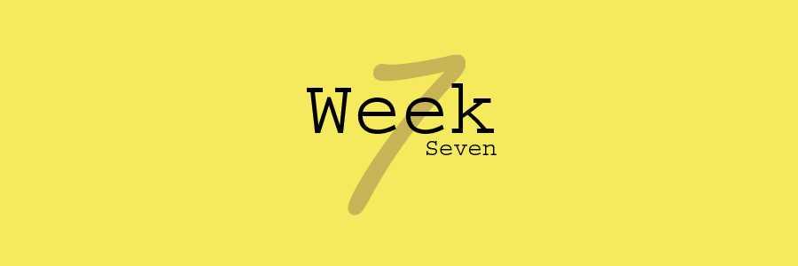 Week 7 Starts & Sits