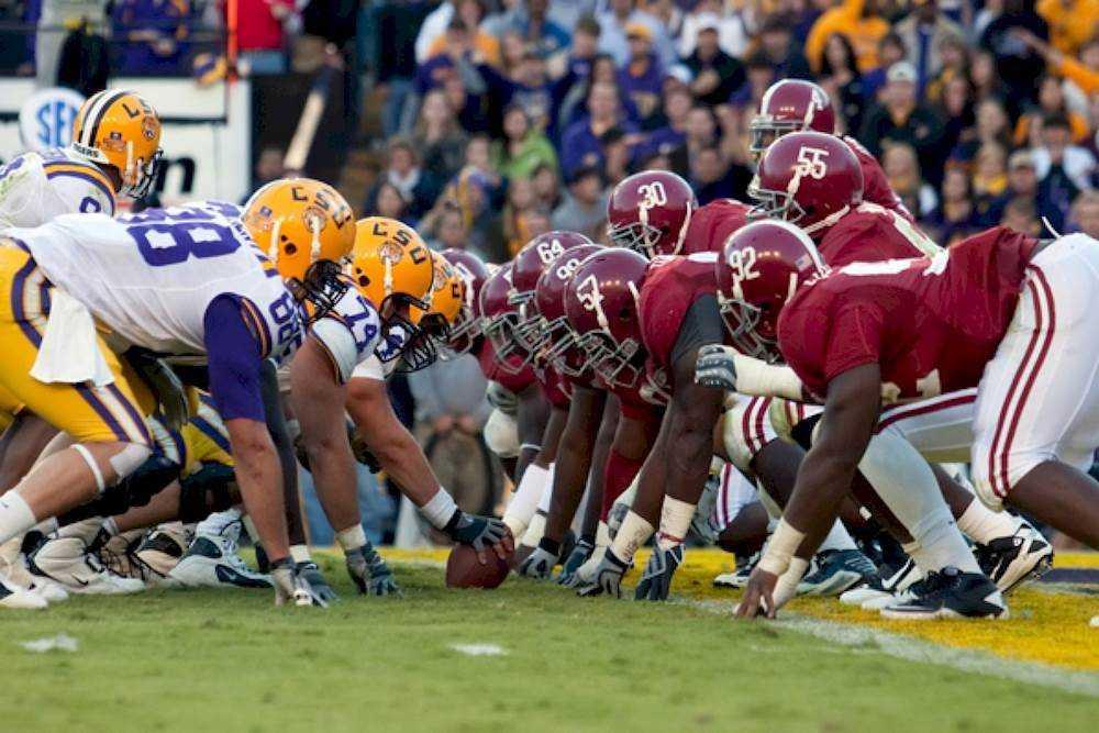 The SEC is Making Sure Bama Beats LSU
