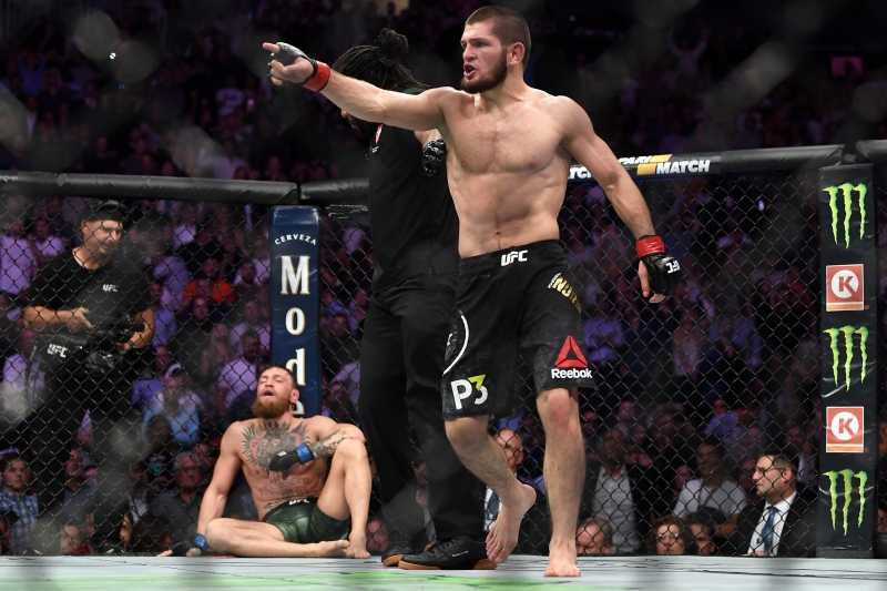 The Khabib Brawl Was Something But Has Nothing On The Malice At The Palace
