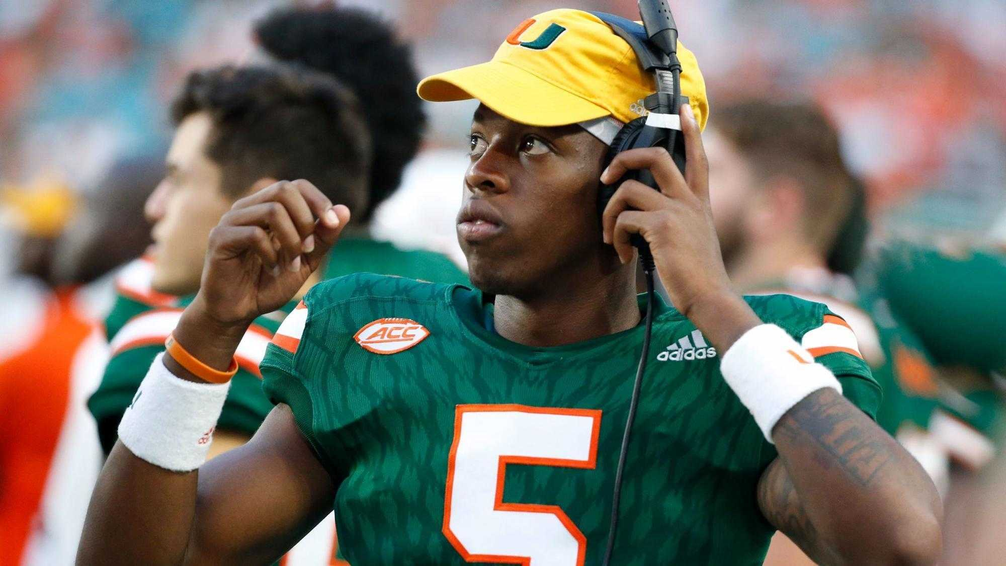 """N'Kosi Perry: The """"Super Charger"""" to Miami's Offense"""