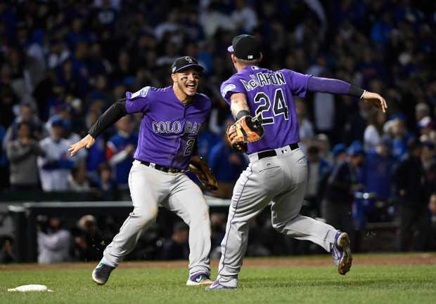 Colorado Rockies and Nolan Arenado deal is  good for MLB.