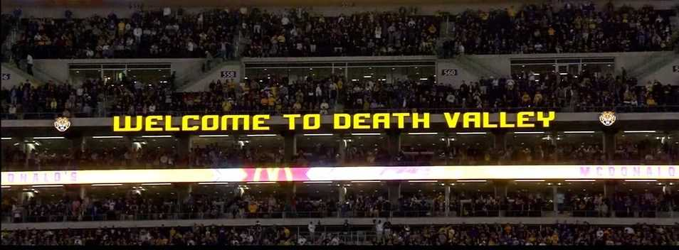 Death Match in Death Valley