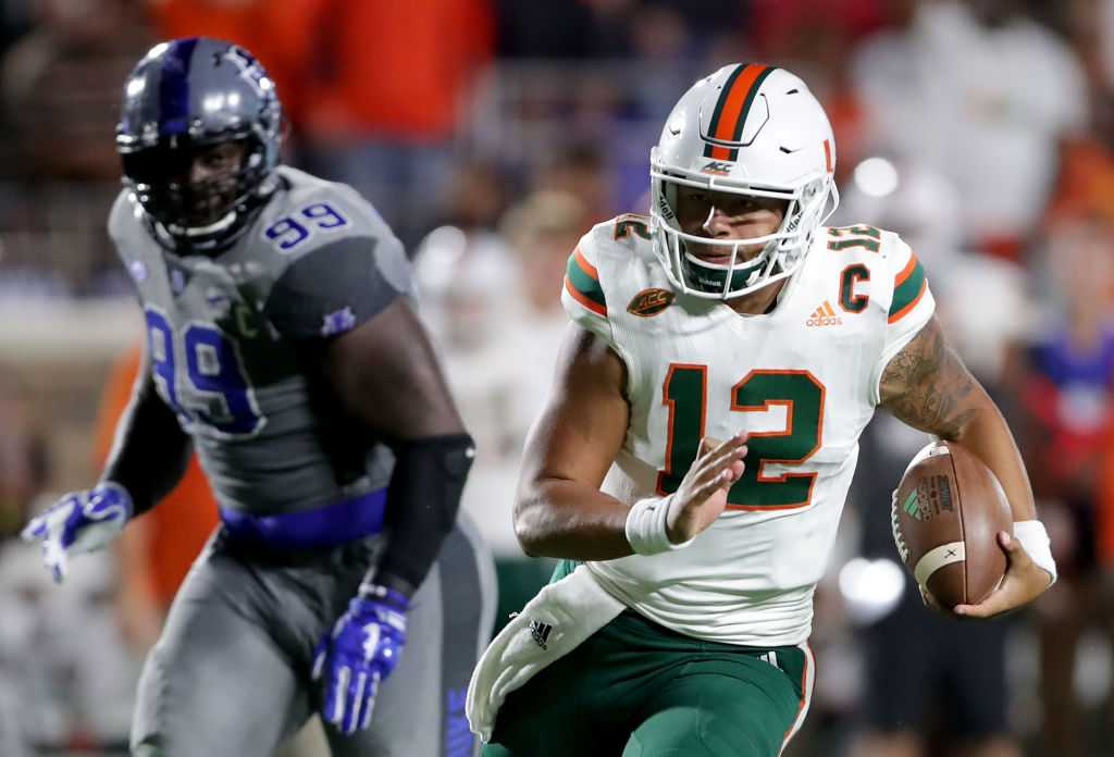Miami Hurricanes Vs. Duke Blue Devils: Preview