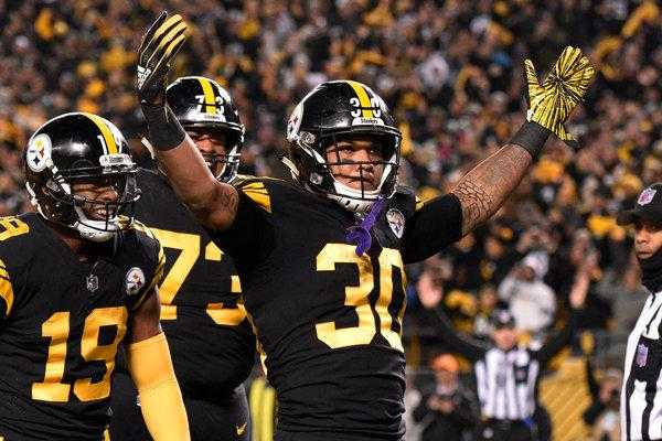 Steelers Finally Heating Up For Final Stretch