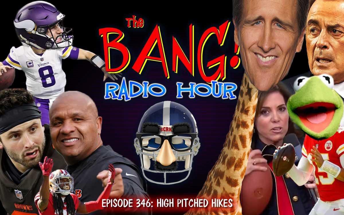 Bang Radio Hour podcast 346