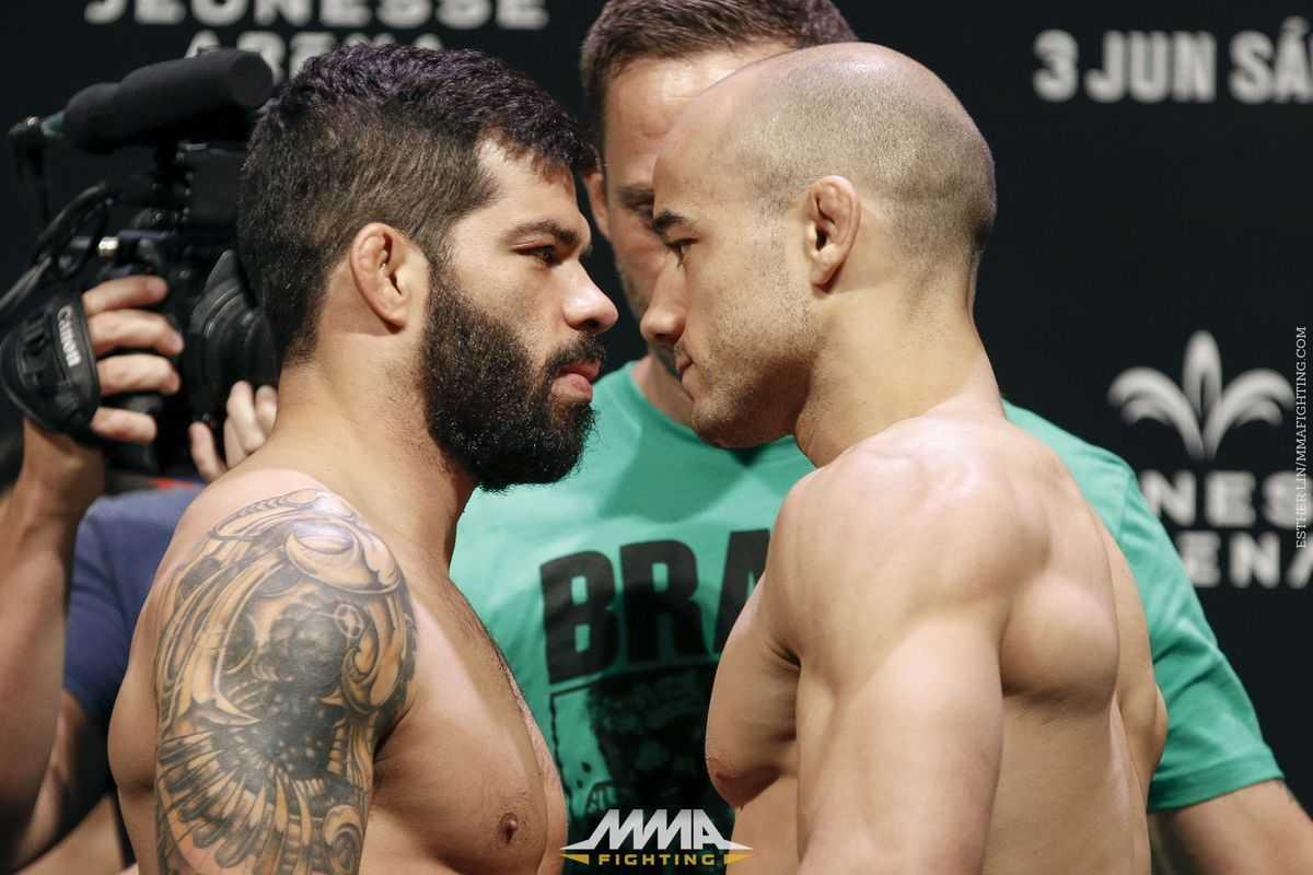 Raphael Assuncao vs. Marlon Moraes 2 fight preview