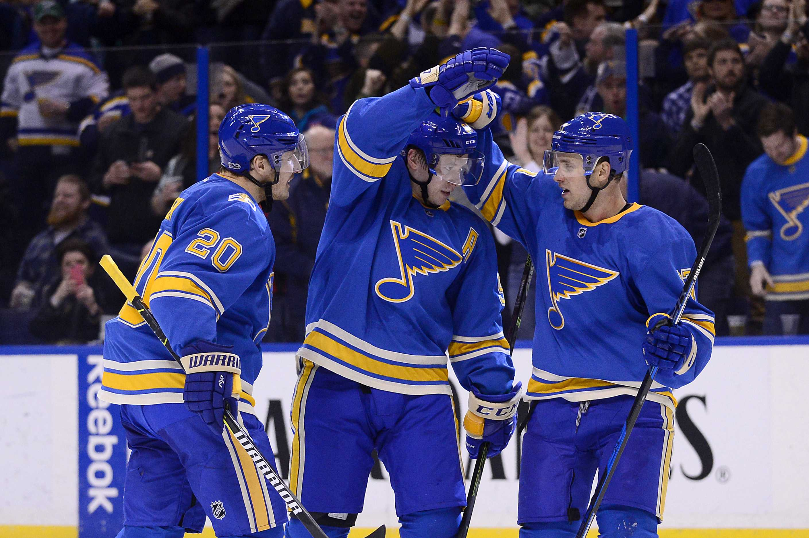 St. Louis: The Not-So-Blues Have Claimed 10 Straight