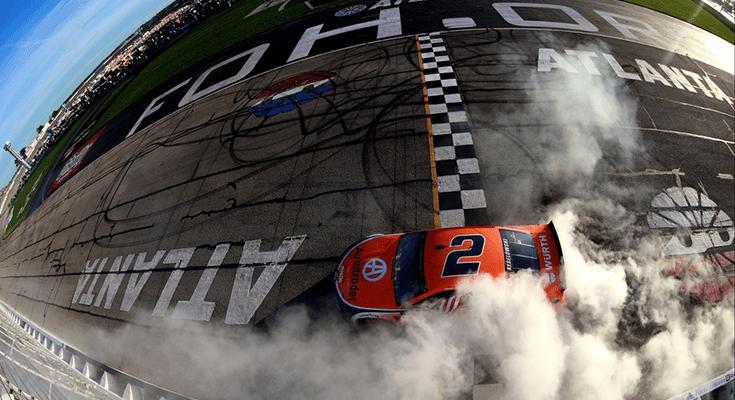 Folds Of Honor Quicktrip 500 NASCAR Recap