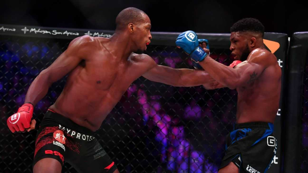 Michael Page defeats Paul Daley and moves on to semi-final of welterweight Grand-Prix