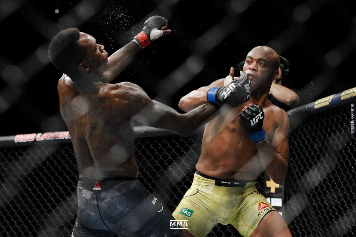 Anderson Silva to fight at UFC 237 in May