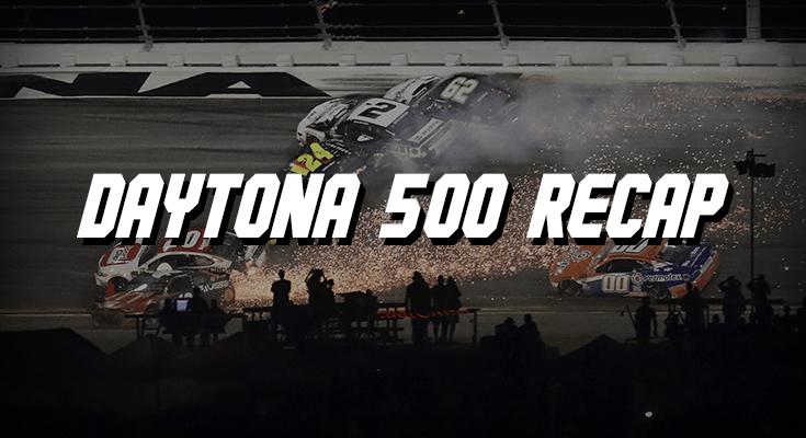 Way Too Late Daytona 500 Recap
