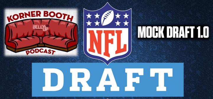 KornerBooth: Mock Draft 1.0