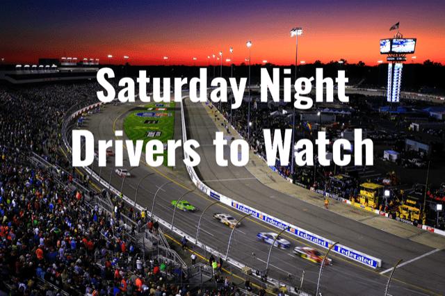 Drivers to Watch: Richmond
