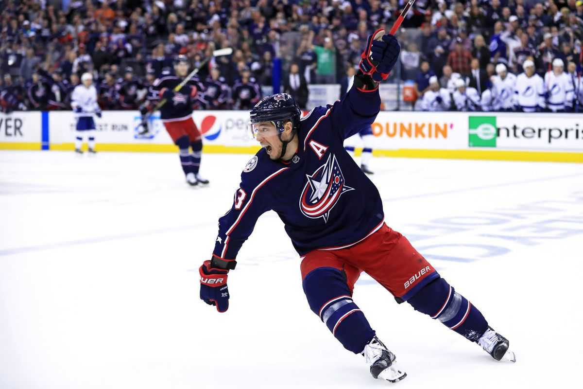 How the Blue Jackets beat the Lightning… In February
