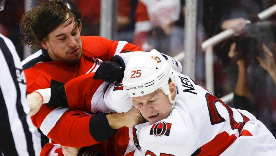 Fighting in Hockey: Quit Complaining