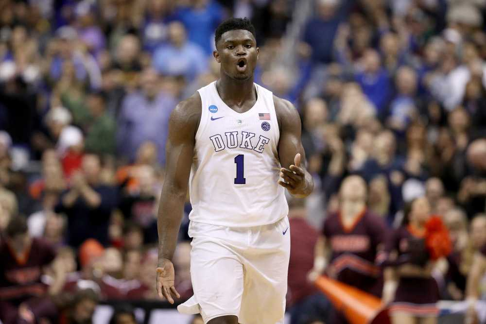 Projected No. 1 Overall Pick Zion Williamson Declares For The NBA Draft