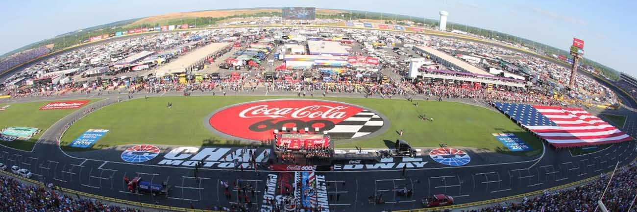 Coca Cola 600: Drivers to Watch