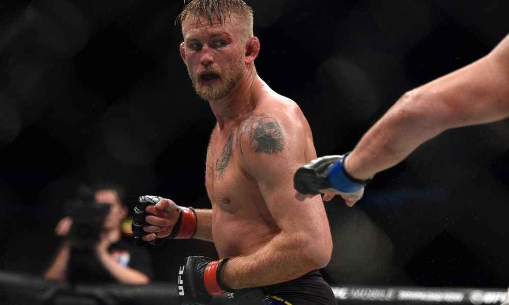 Alexander Gustafsson: What's left in the Mauler?