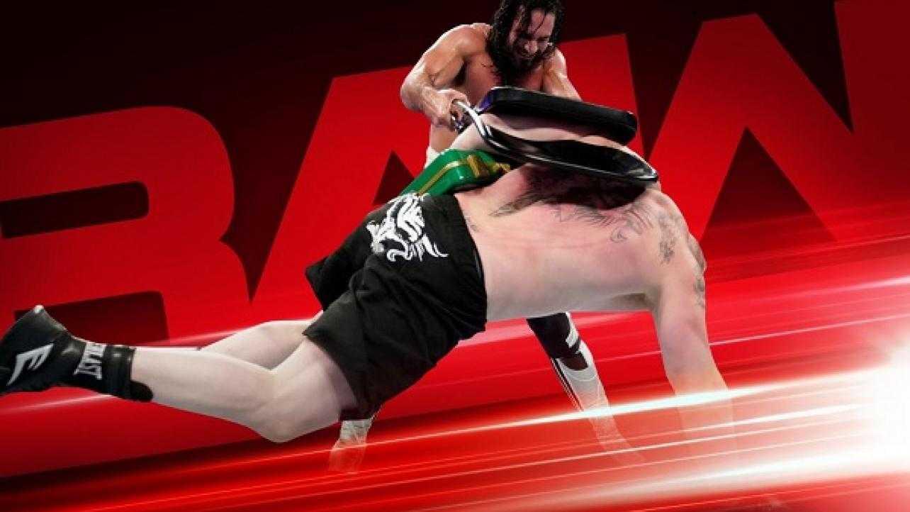 Monday Night Raw WWE