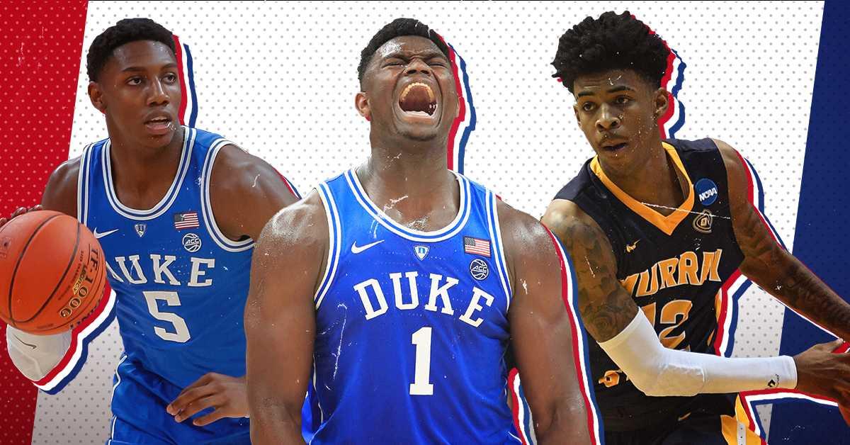 2019 NBA Mock Draft: The Zion Era Begins