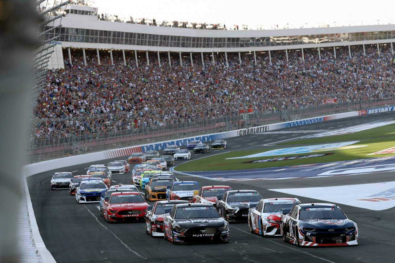 NASCAR All-Star Weekend Re-imagined