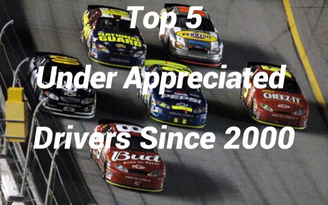 under appreciated drivers