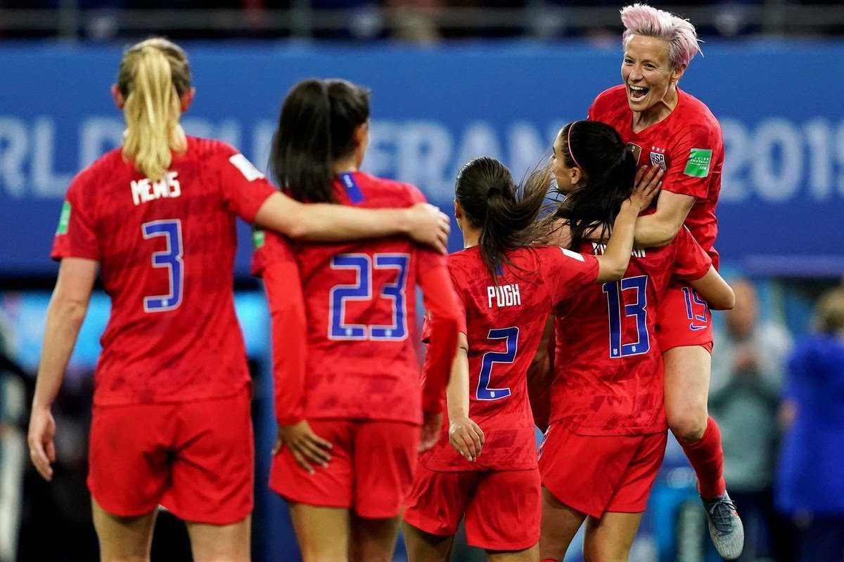 Finally, the US Women will have a Worthy Opponent