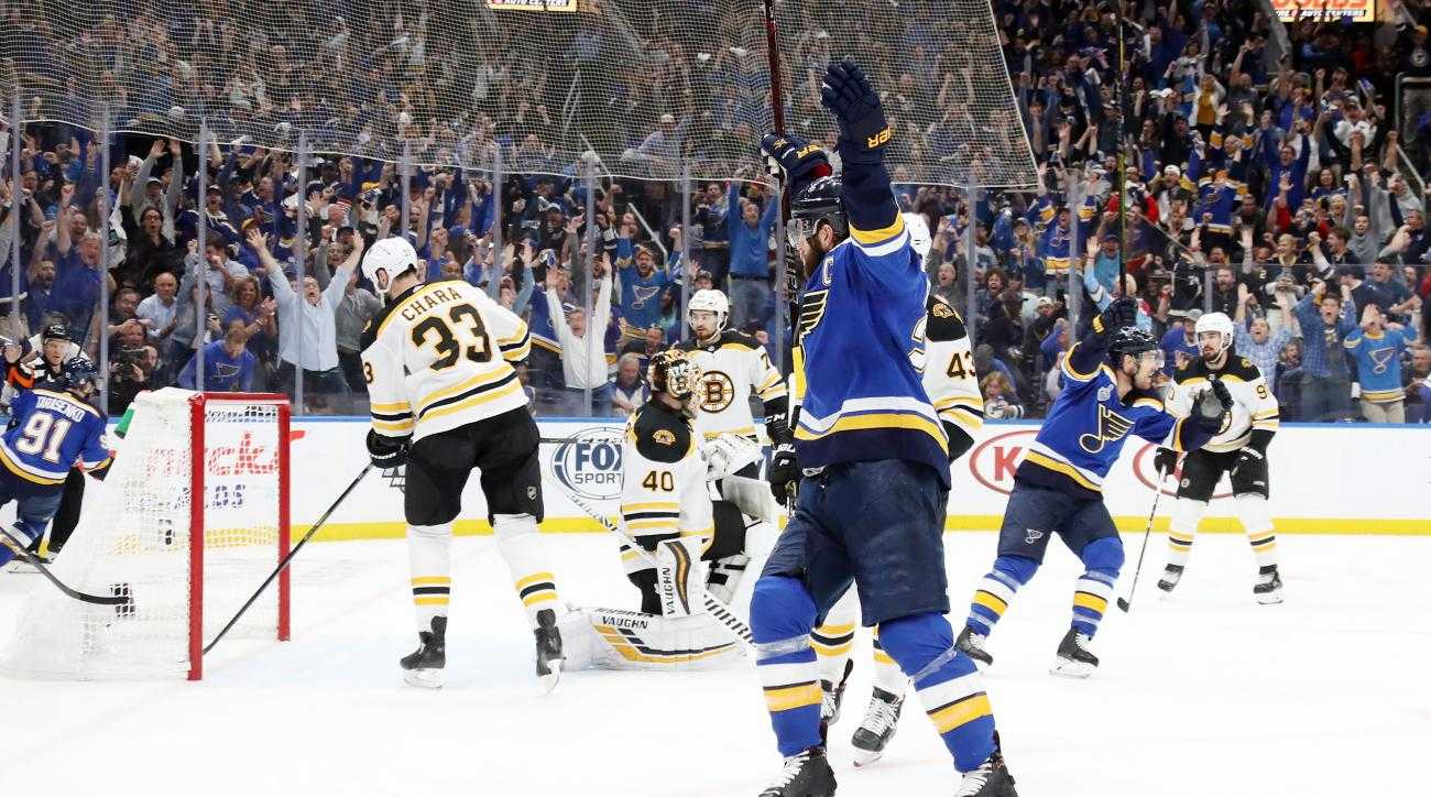Blues Continue to Dominate (Headlines)