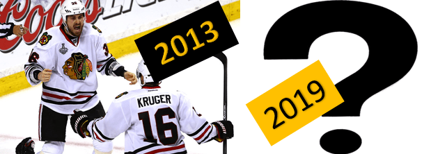 Bruins History Might Repeat: Comparing 2013 and 2019