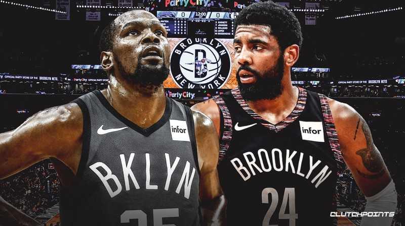 Nets Sign KD \u0026 Kyrie - Belly Up Sports