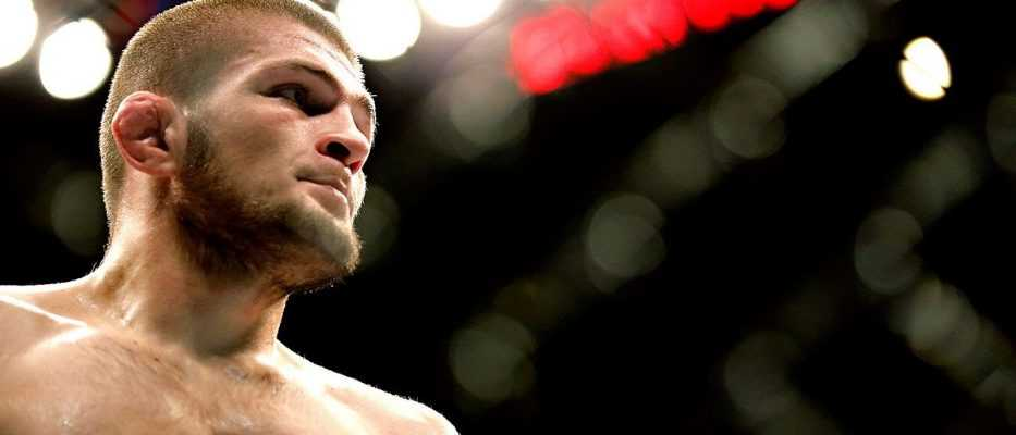 Khabib Returns Against Dustin Poirier at UFC 242