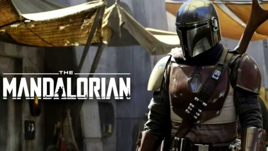 The Mandalorian Poster - Best Shows in the Rest of 2019