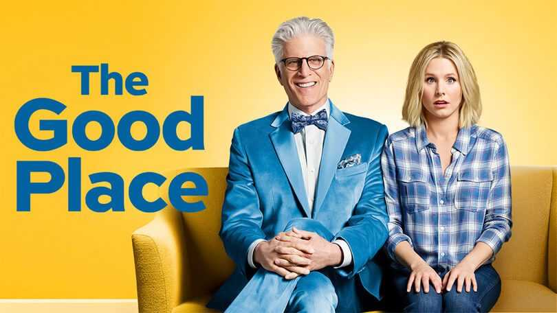 The Good Place Poster - Best Shows in the Rest of 2019