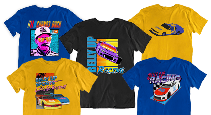 The Best Retro NASCAR Shirts for Sale