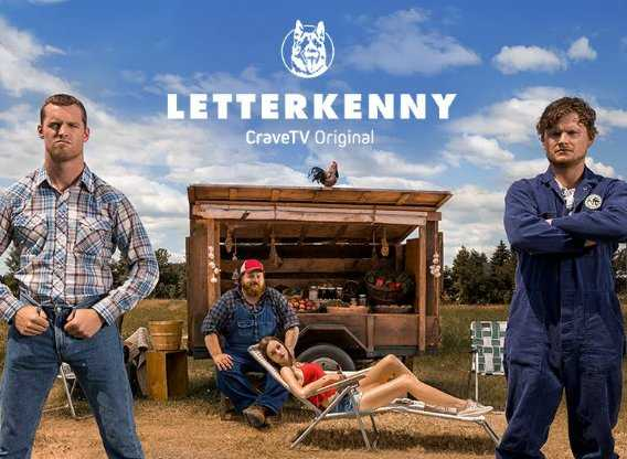 Letterkenny Poster - Best Shows in the Rest of 2019