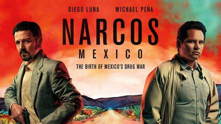 Narcos: Mexico Poster - Best Shows in the Rest of 2019