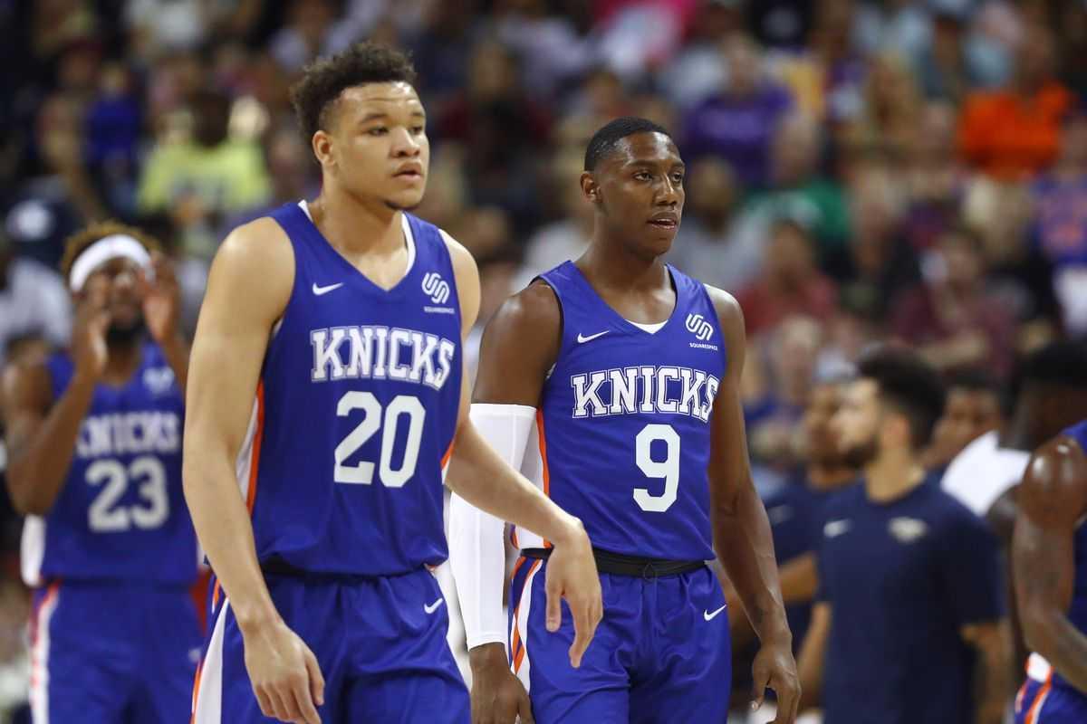 Knicks Offseason in a Nutshell: Failure or Not?