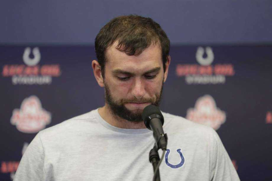 Andrew Luck Has Retired At The Age Of 29