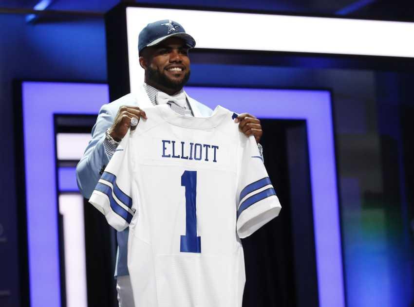 Ohio State starting RB: Zeke