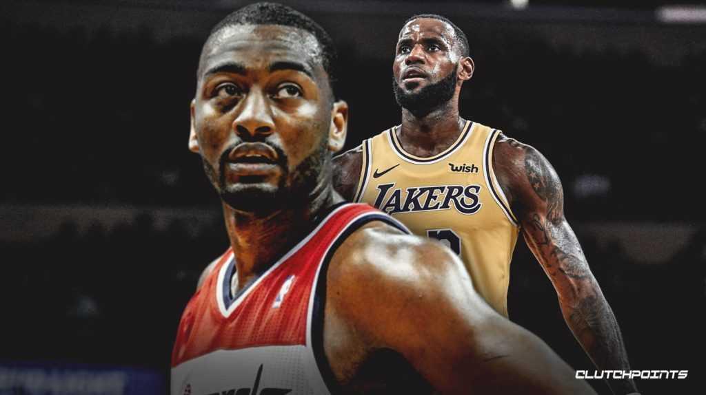 John Wall, LeBron James, NBA's Top 5 Passers, Chris Paul, Russell Westbrook, Rajon Rondo