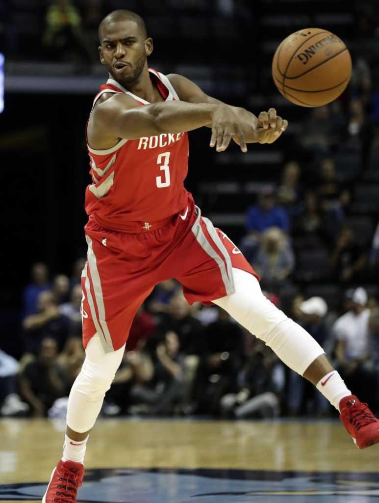 Chris Paul, NBA's Top 5 Passers, Russell Westbrook, John Wall, LeBron James, Rajon Rondo