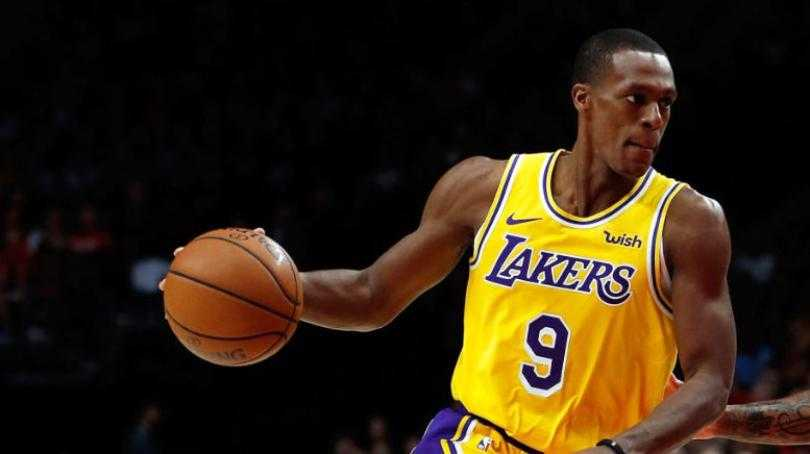 Rajon Rondo, LeBron James, Chris Paul, John Wall, Russell Westbrook NBA's Top 5 Passers