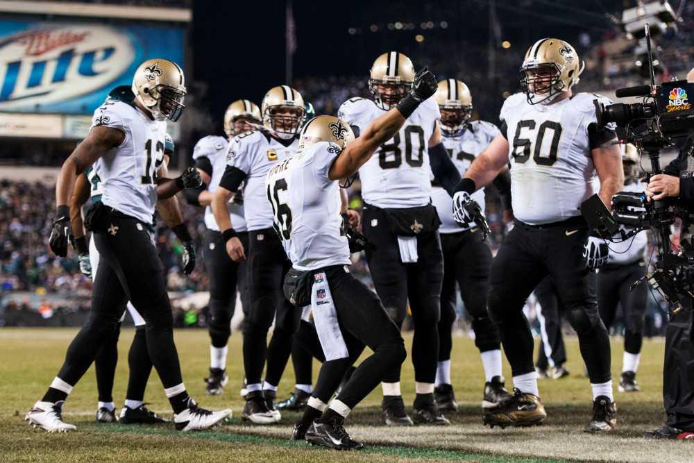Saints NFL Mock Draft