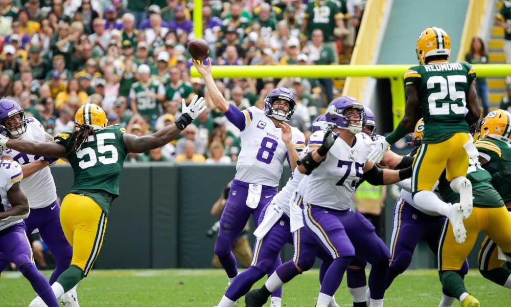 The Minnesota Vikings' Preseason Questions Marks