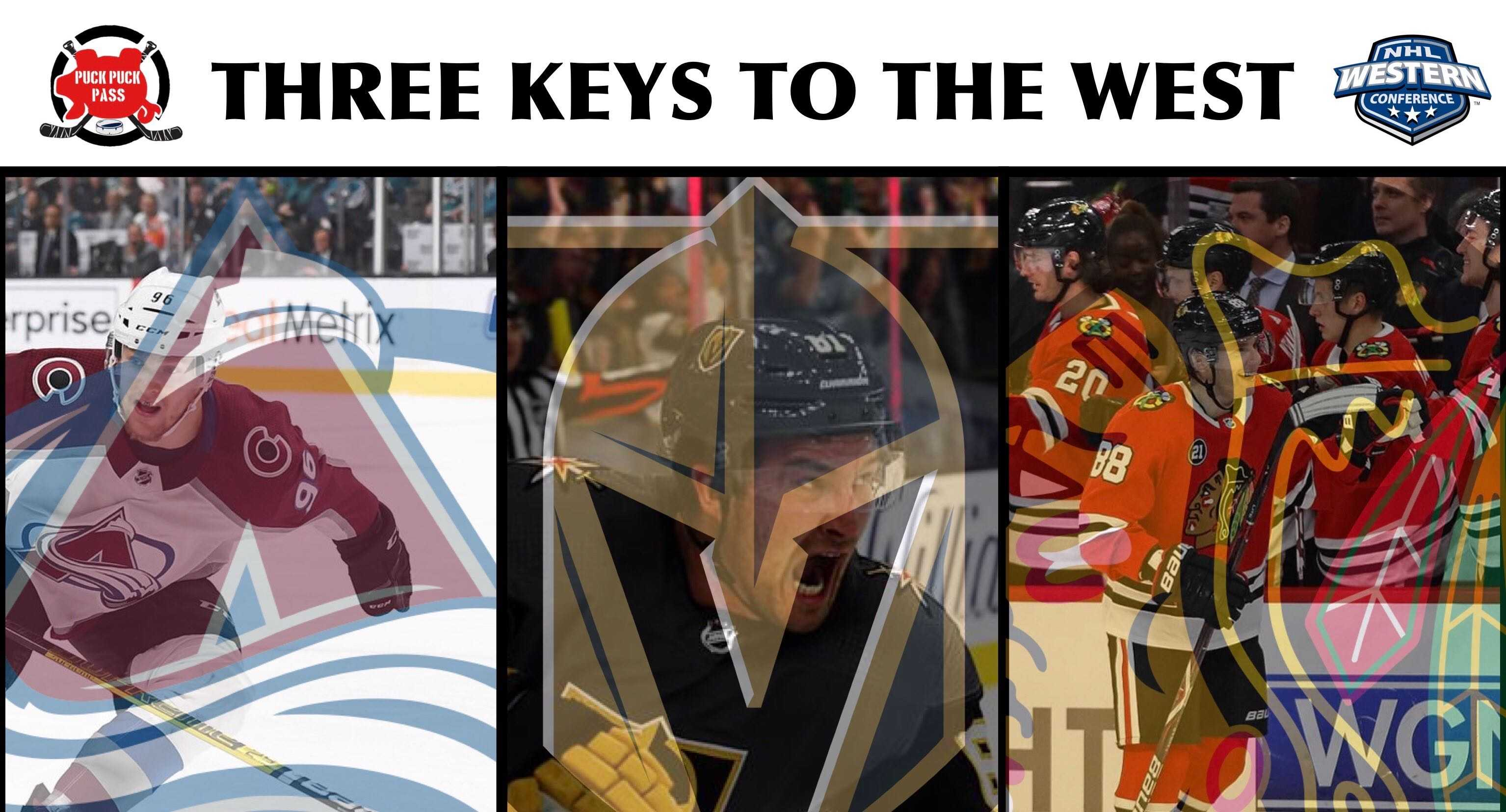 Three Keys to the Western Conference