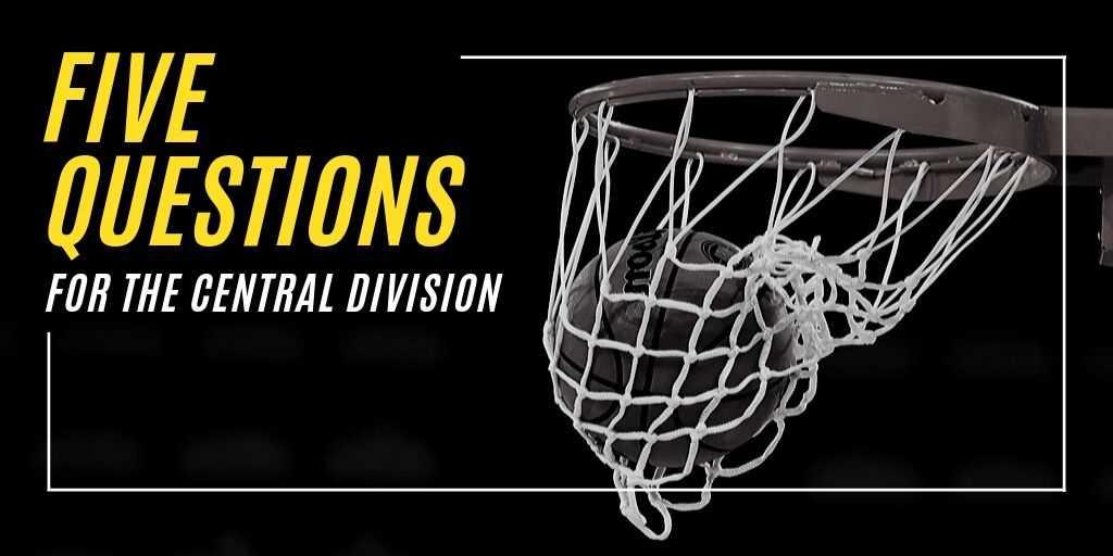 NBA Central Divison