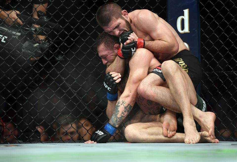 Conor McGregor vs. The Law